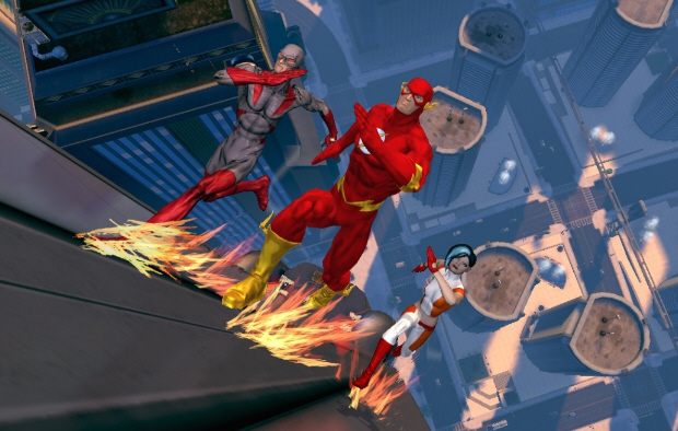 Beta thoughts on DC Universe Online