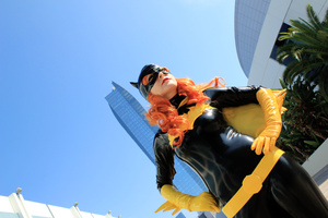 A Week of Cosplayers Doing What They Do Best