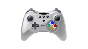 The Horror of a Wii U Controller That Looks Like a SNES Pad