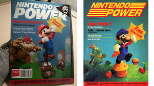The Final Nintendo Power Cover is Awesomely Nostalgic