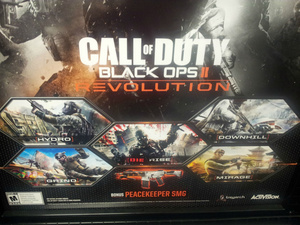 Black Ops II's First DLC will be a Timed Xbox 360 Exclusive