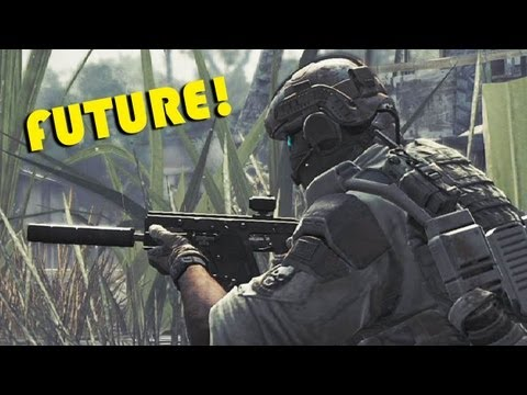 Classic Game Room – GHOST RECON FUTURE SOLDIER review