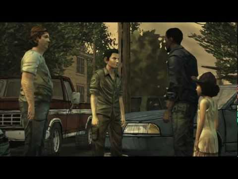 Gamersledge Video Review:  Telltale Games' The Walking Dead