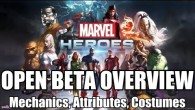 This video shows characters you can purchase, costumes and more.