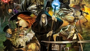 Dragon's crown explosive wizard