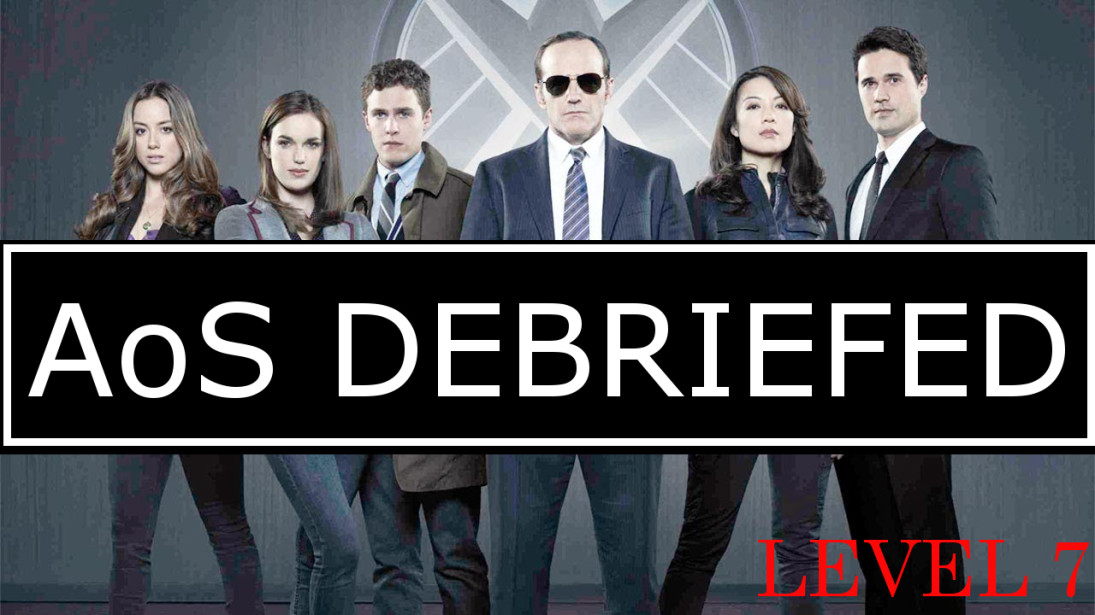 Agents of Shield: DEBRIEFED