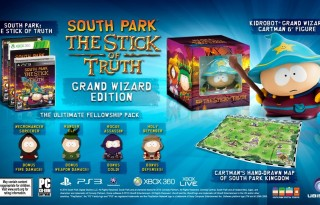 southpark stick of truth grand wizard edition