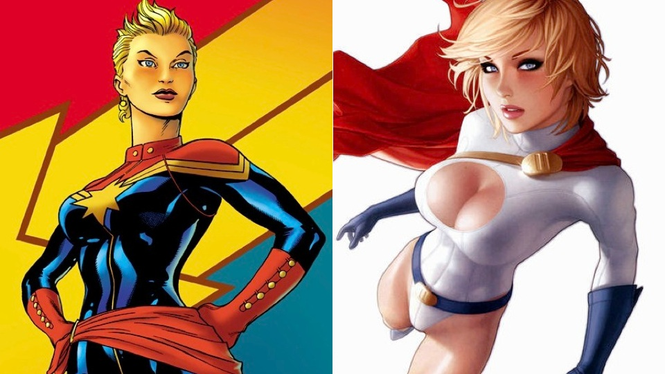 Why Do We Care So Much About What Female Superheroes Wear, Anyway?