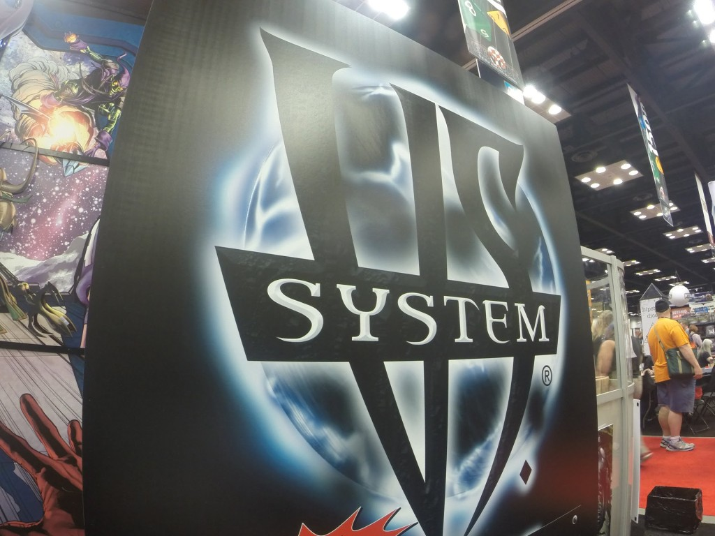 Gamersledge Interviews Upper Deck about Vs. System at GenCon 2014