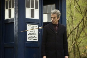 You Shot My TARDIS?! How does a wooden arrow pierce the nearly indestructible hull of a TARDIS anyway?