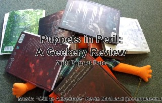 Gamersledge.com Presents Puppets In Peril, Ep. 1- Star Wars Age of Rebellion RPG Review