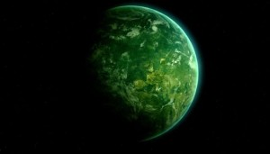 Pic unrelated...Green Planet