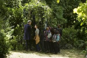 Pic Unrelated - Overgrowth on TARDIS