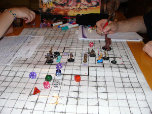 Roleplaying games can be a creative outlet for both kids and adults