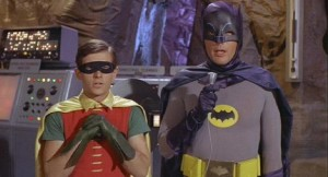 """Holy Rusting Metal Batman!"""