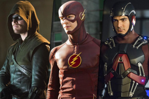 The Arrow, the Flash, and Legends of Tomorrow even have crossover episodes.