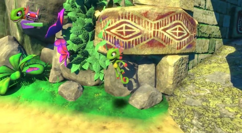 Yooka Laylee Video Review